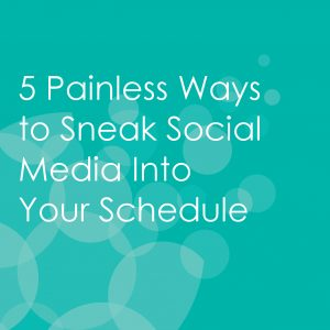 5 Painless Ways