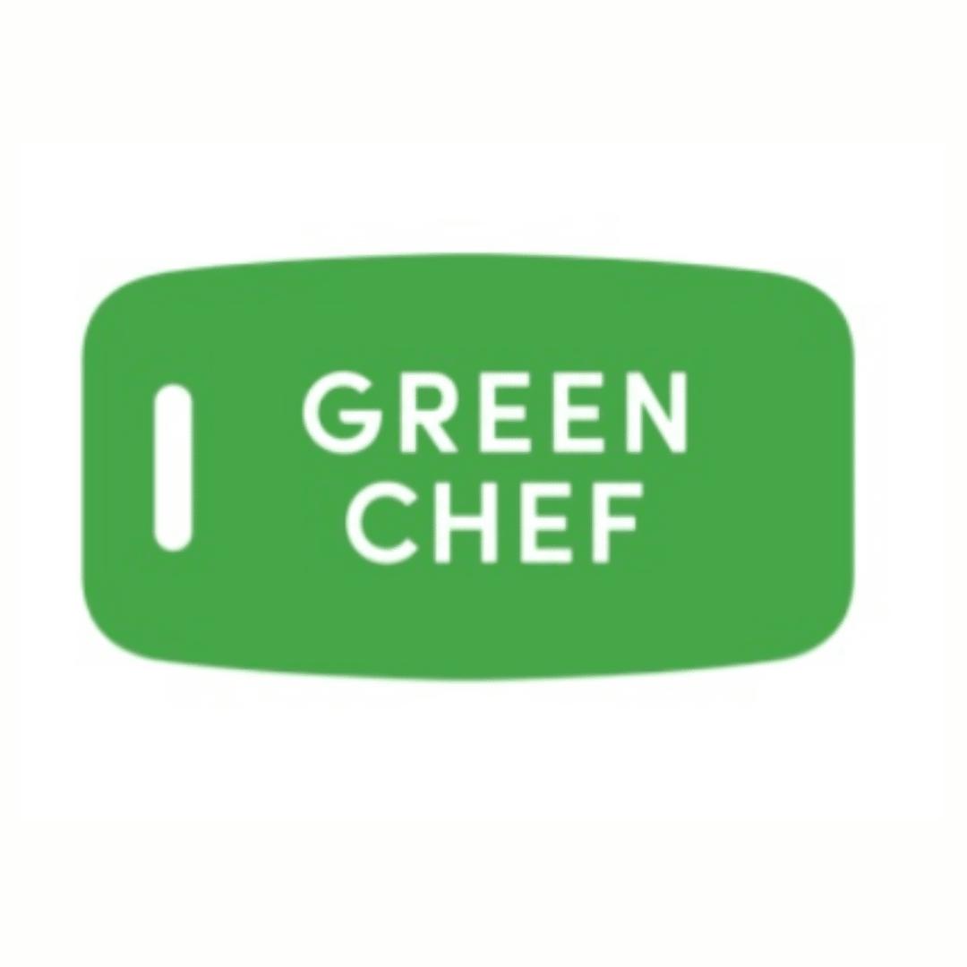 Green Chef w_ border