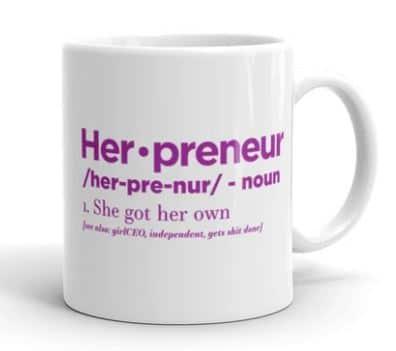 Mug Herpreneur